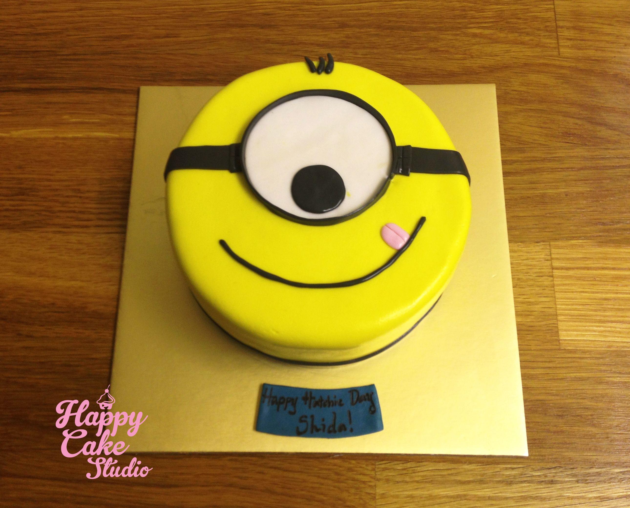 minion cake and cupcakes Google Search Judes Birthday