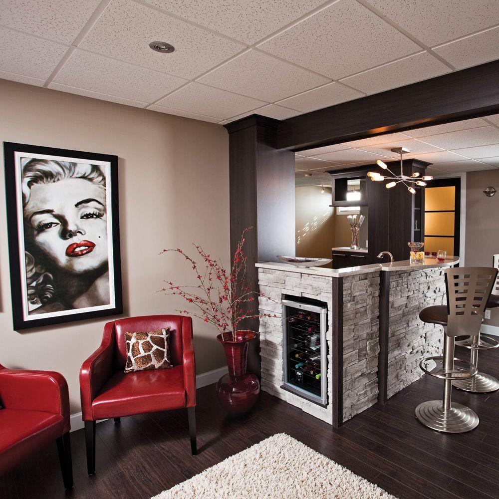 des couleurs soigneusement choisies et un riche amalgame de textures sont r unis dans un sous. Black Bedroom Furniture Sets. Home Design Ideas