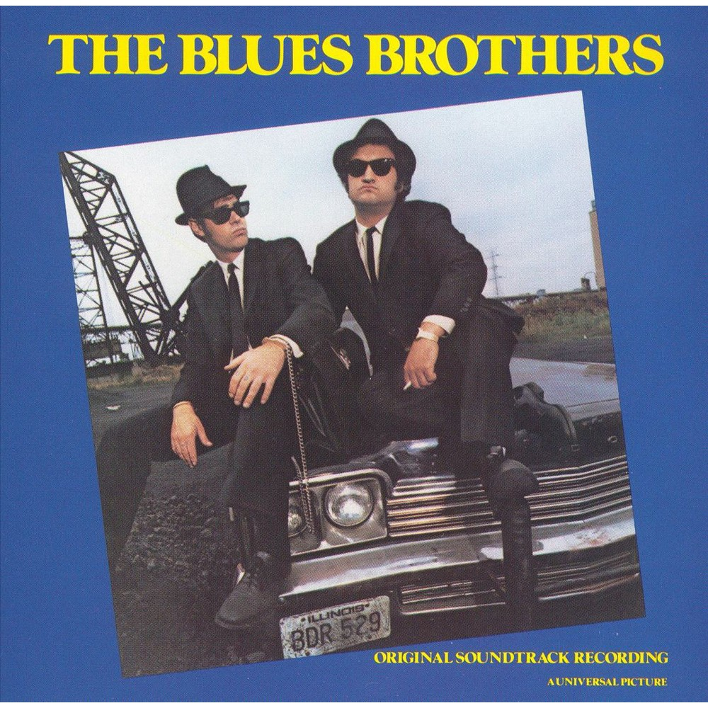 Expect More Pay Less Blues Brothers Movie Blues Brothers 1980 Blues Brothers