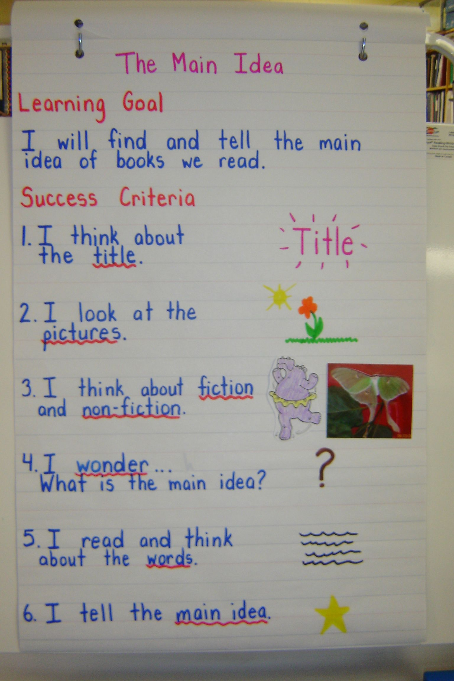 how to make success criteria