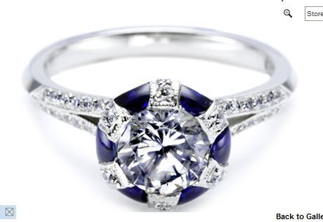 dream ring from tacori. maybe 20 yr anniversary present? only 7K...