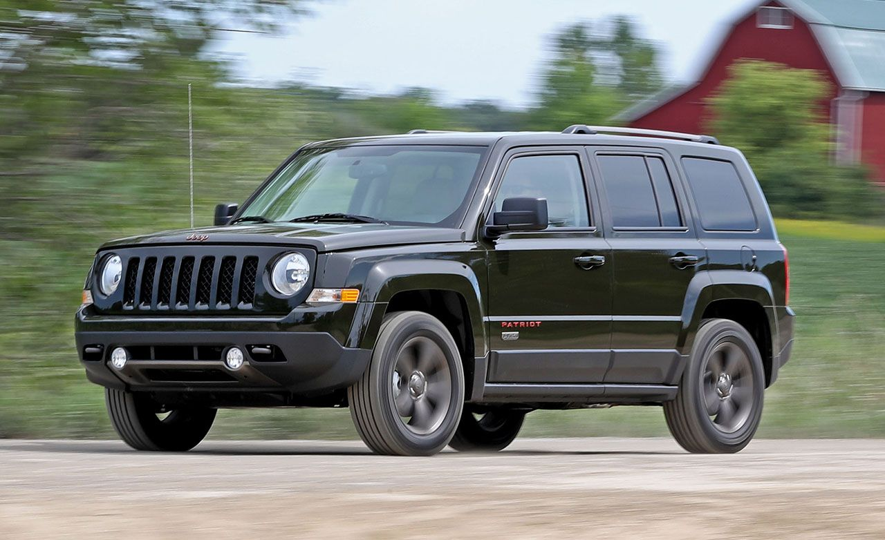 Jeep Patriot Review Pricing And Specs Jeep Patriot Jeep 2016 Jeep