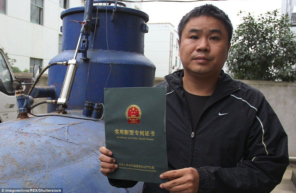 Chinas submarine king launches homemade remote