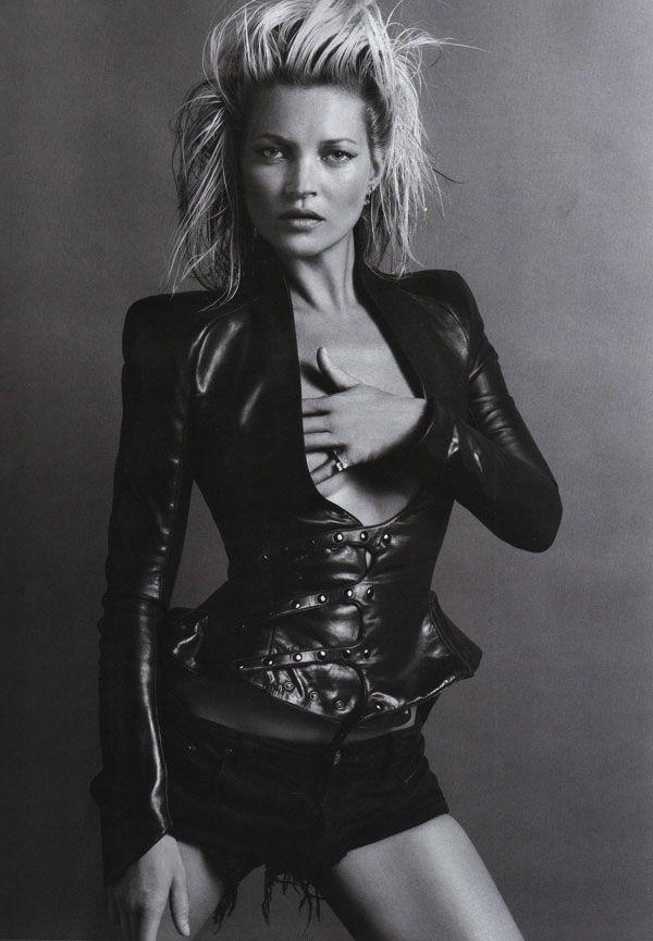 I Emmanuelle Alt. Kate Moss.