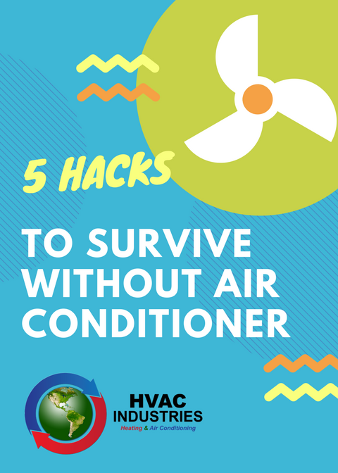 5 Hacks To Survive Without Air Conditioner With Images