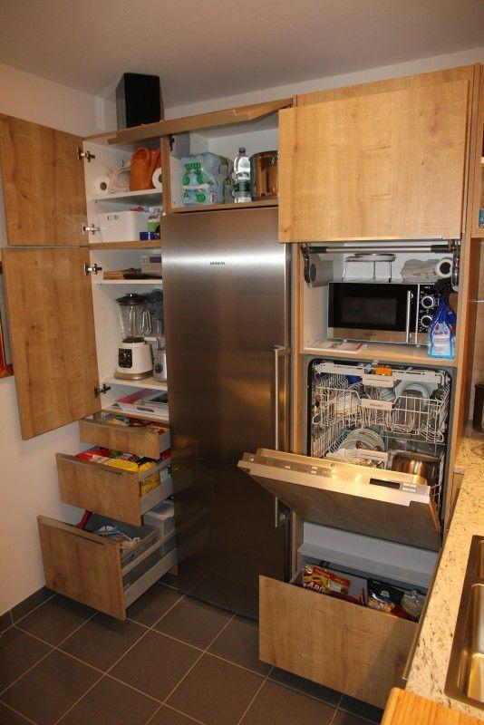 Unsere Neue Küche Ist Fertig. Der Hersteller Ist: Schüller   Schüller Contur  Concept 13