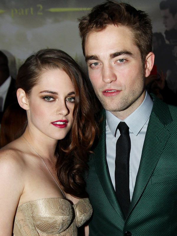 Rob pattinson and kristen stewart hookup 2018
