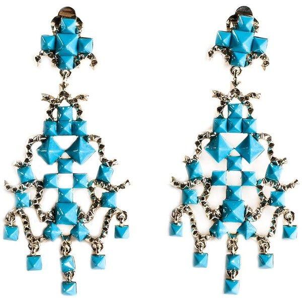 Valentino garavani chandelier clip on earrings 580 liked on valentino garavani chandelier clip on earrings 580 liked on polyvore featuring jewelry aloadofball Gallery