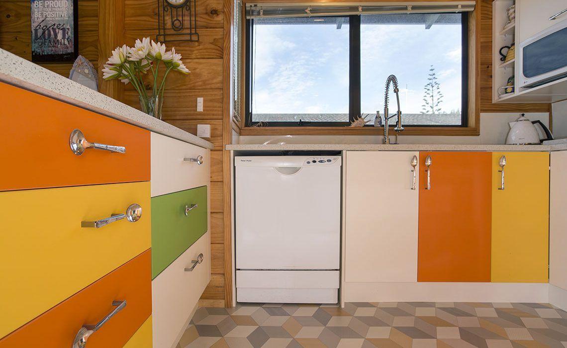 Colourful Character A Bach Kitchen Mastercraft Kitchens In 2020 Kitchen Updated Kitchen New Kitchen