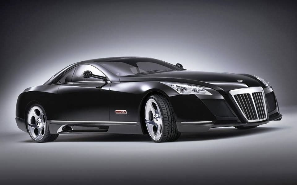 Maybach Exelero ~ The Most Expensive Sport Cars   $8 Million Dollar