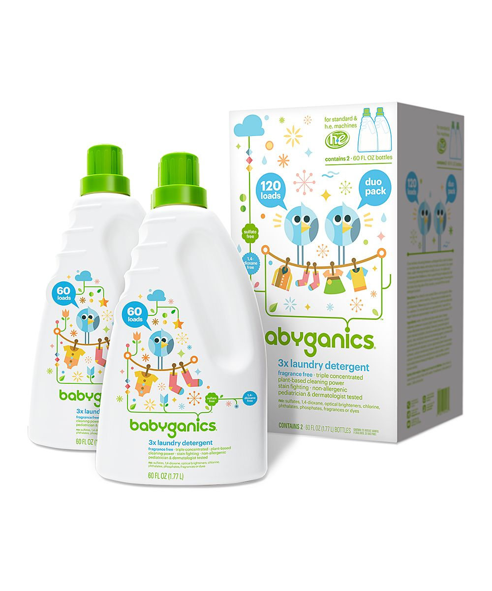 Fragrance Free Laundry Detergent Set Of Two Detergent Free Laundry Fragrance Free Laundry Detergent Laundry Detergent