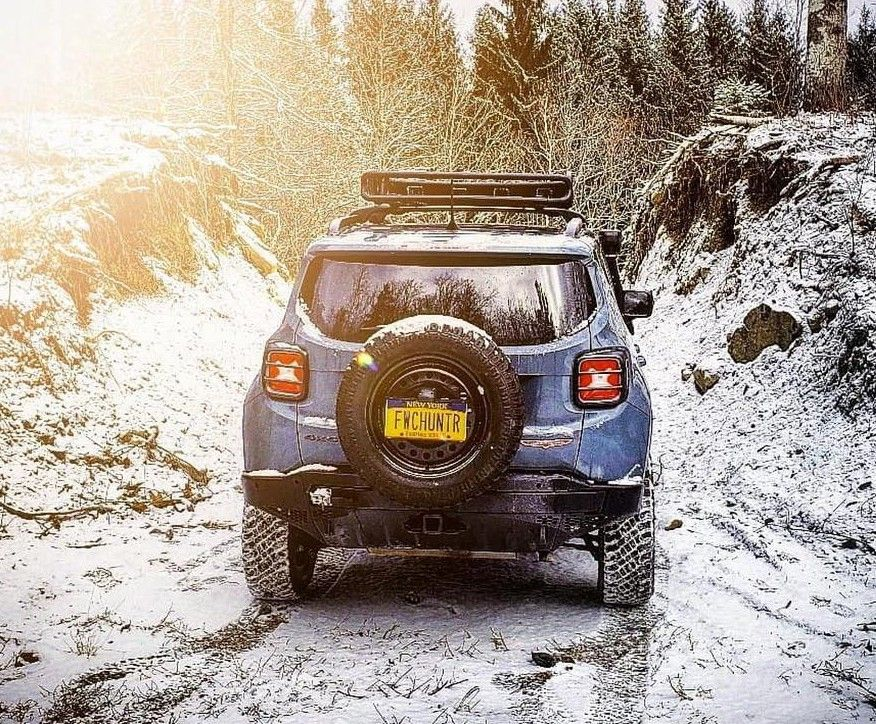 Pin By Tony Morones On Jeep Overland Jeep Renegade Karmann