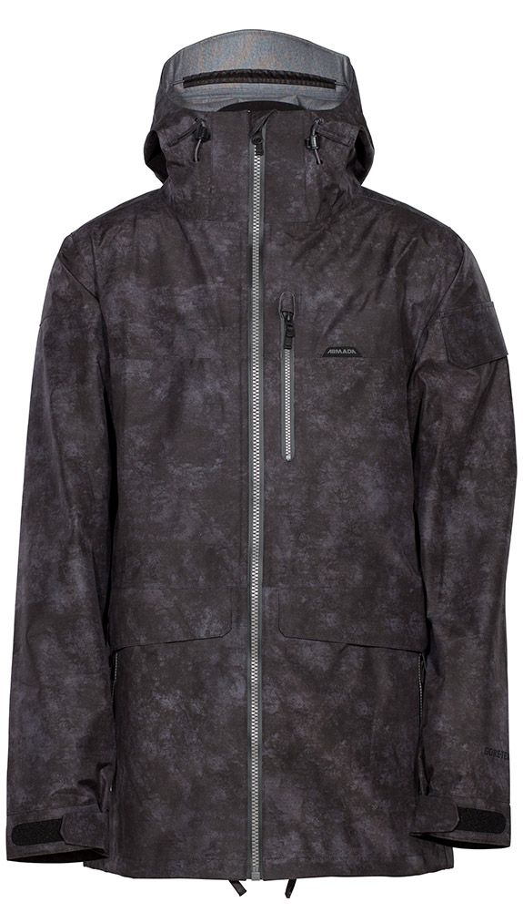 3f6c5caafac Sherwin Gore-Tex 3L Jacket - Washed Black. Built with GORE-TEX®
