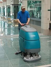A Range Of Cleaning Machines Including Floor Cleaners Carpet