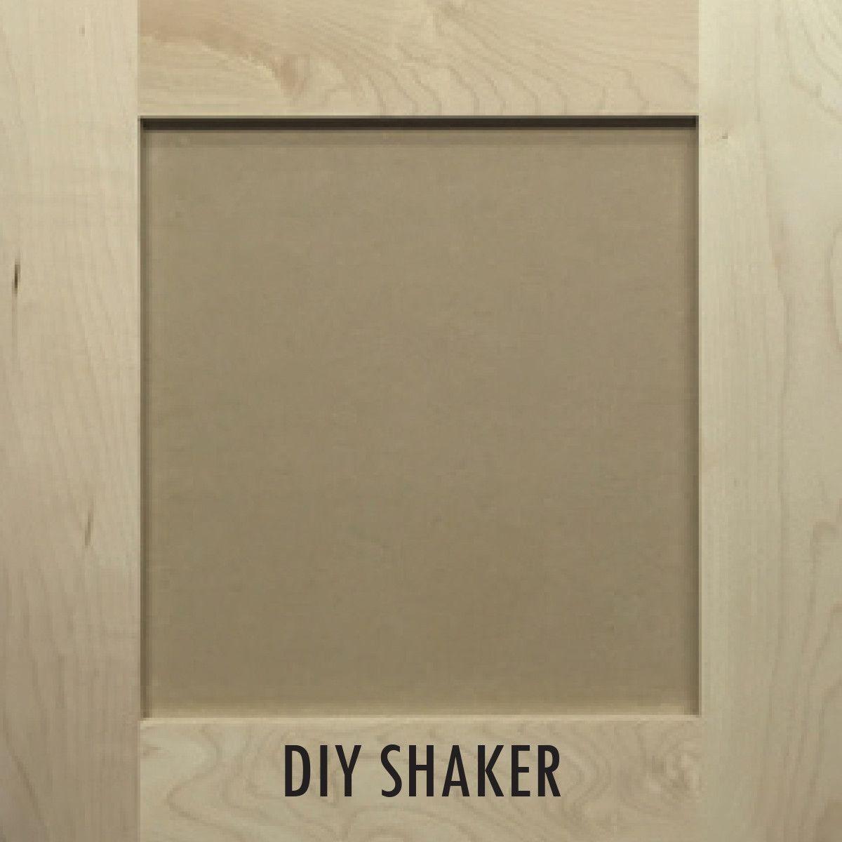 Diy shaker diy doors diy door diy