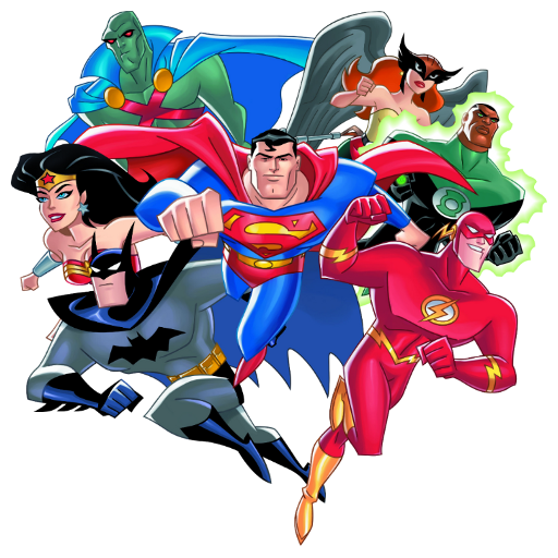 justice league clipart justice league tv fanart fanarttv cute rh pinterest ca Justice League Clip Art Black and White justice league clipart