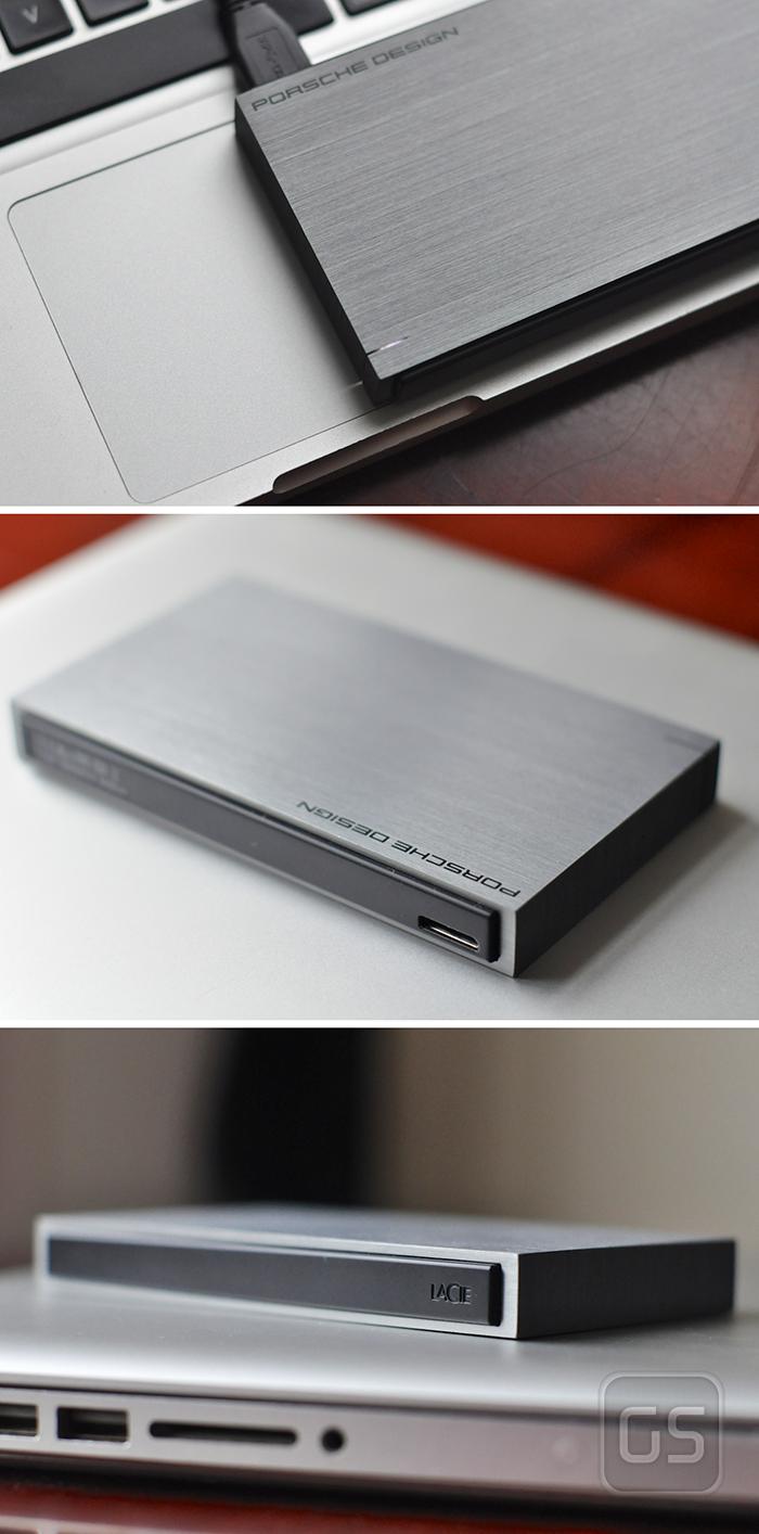 I've written a review of the LaCie Porsche Design P'9220 USB 3.0 1TB