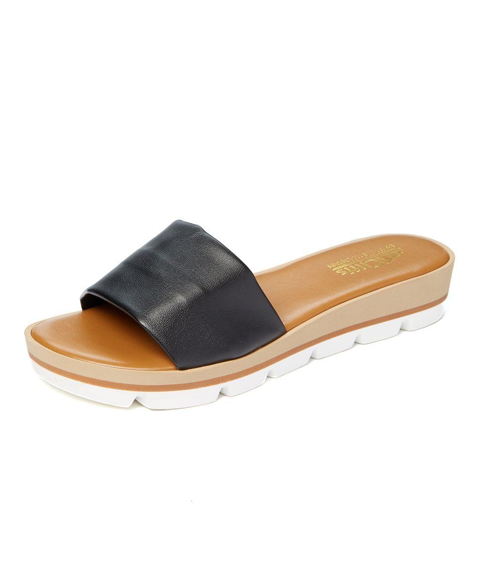 a3e4a417bf31 Black Colleen Sandal