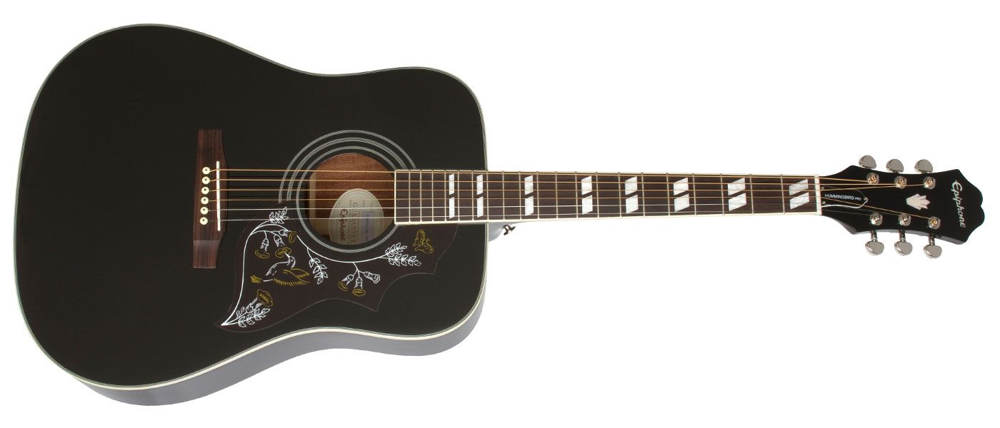 Ltd. Ed. Hummingbird PRO A country/rock classic available
