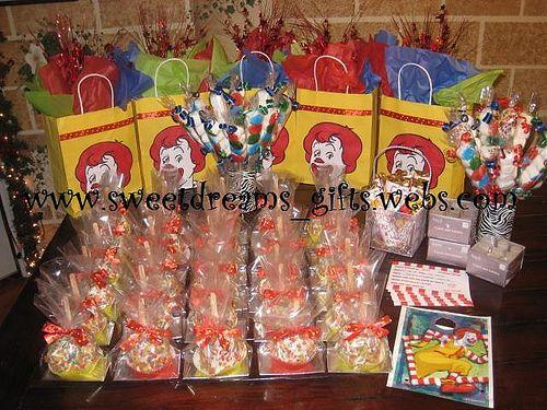 McDonaldsPartyCombold Birthdays and Birthday party ideas