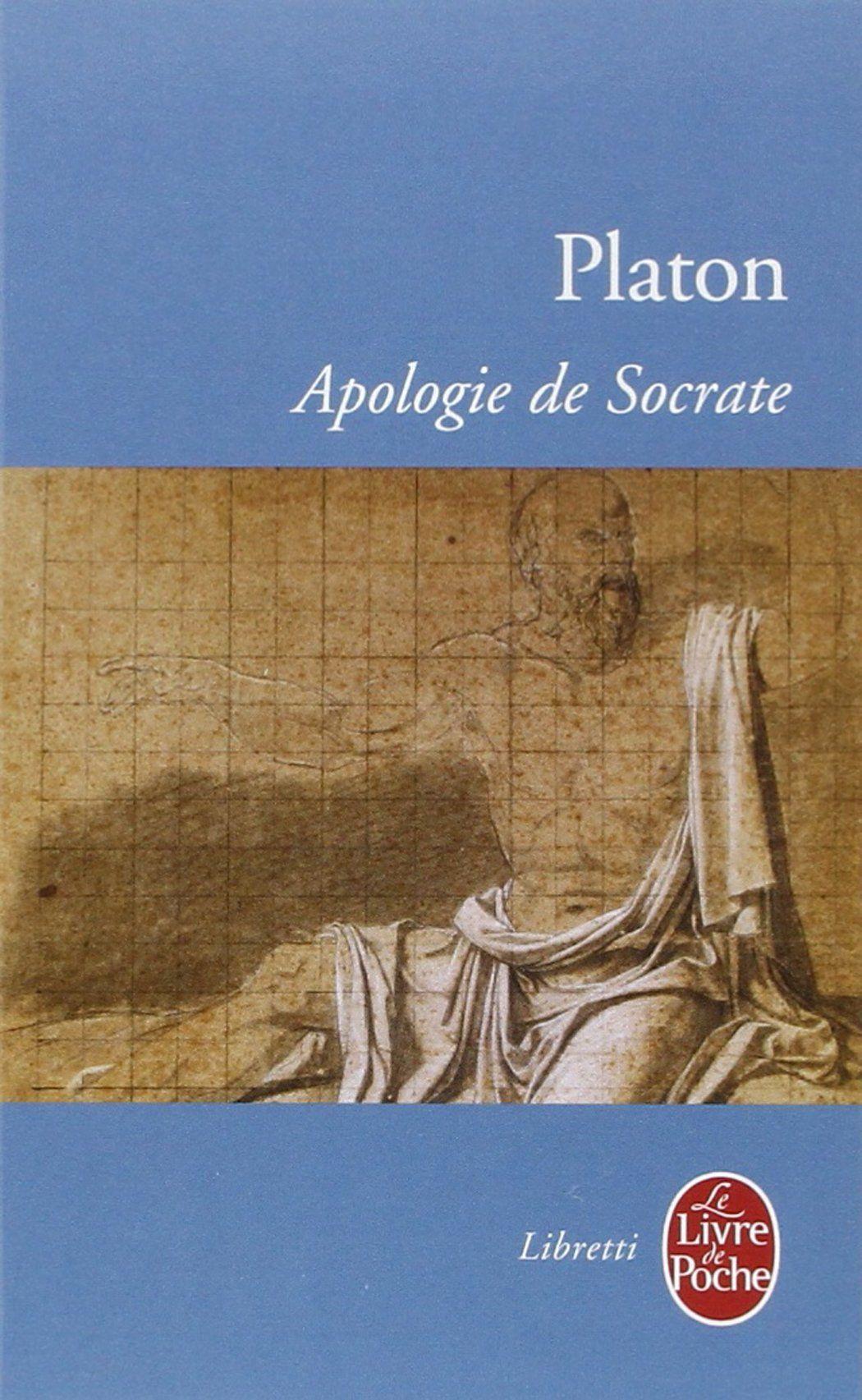 Apologie De Socrate Amazon Fr Platon Livres En 2019