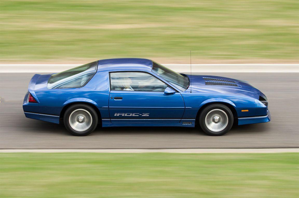 1989 Chevrolet Camaro IROC-Z 1LE - Factory Drag Car | Hagerty ...