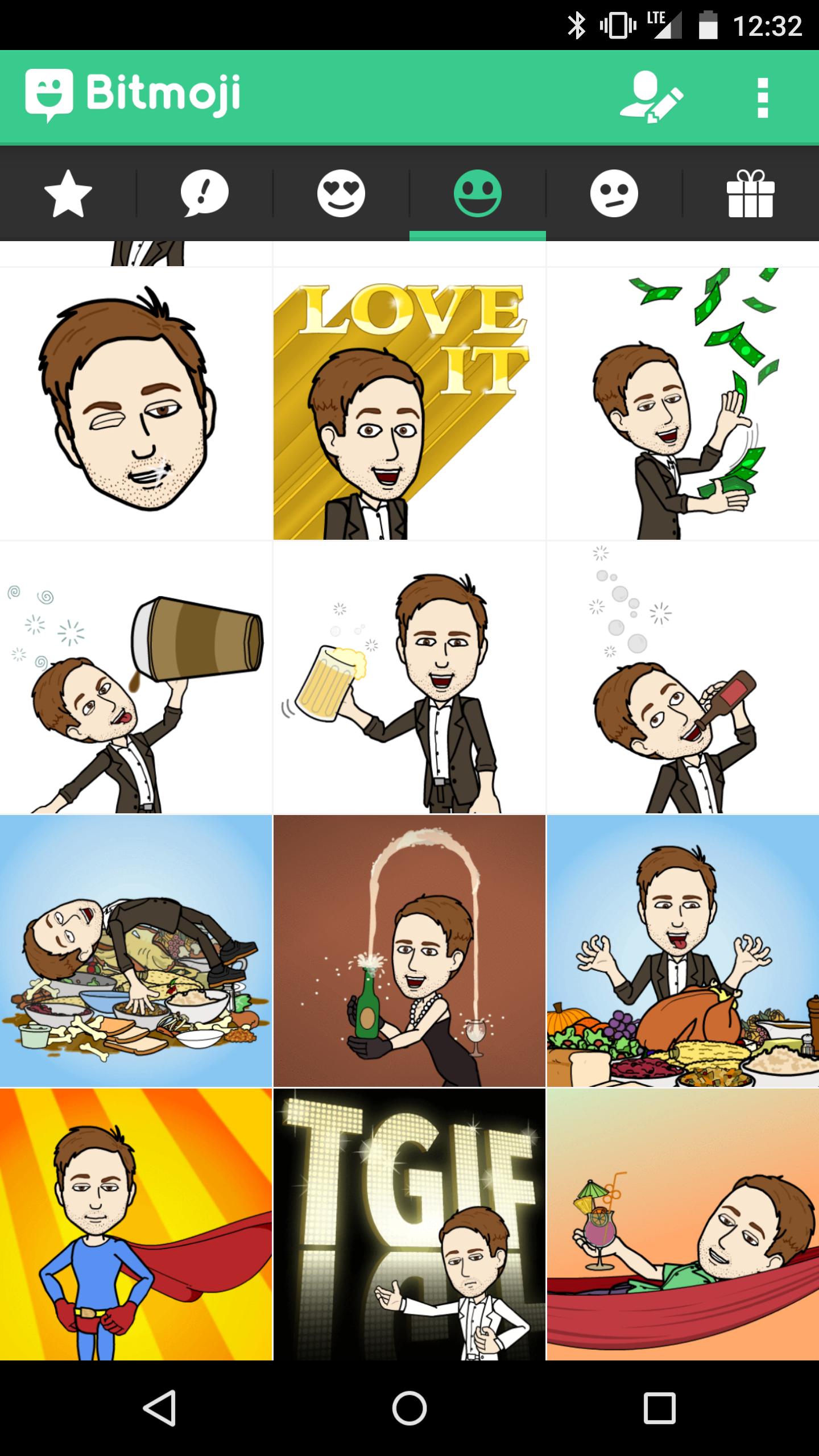 Create Your Own Emojis Using Bitmoji