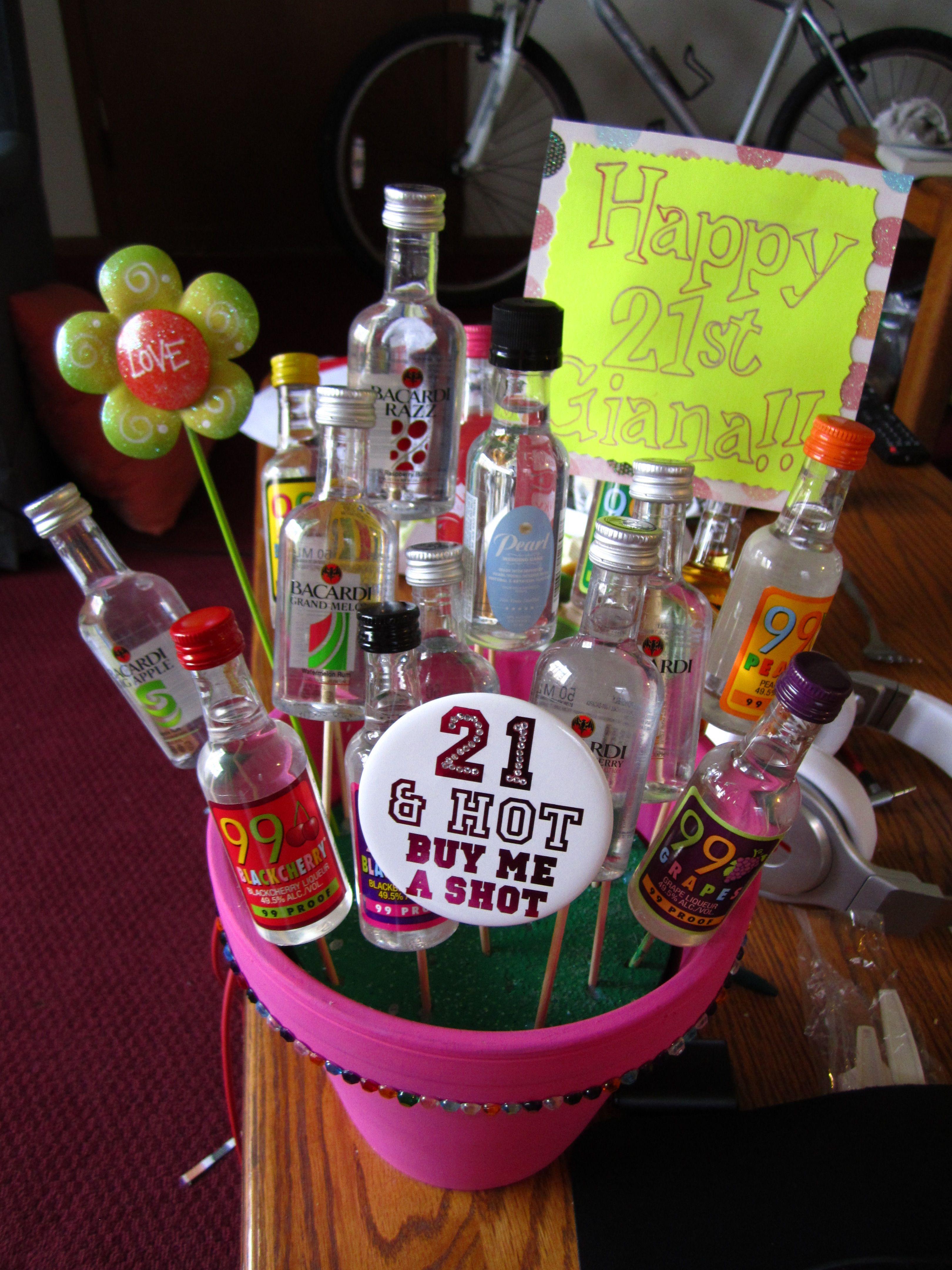 21st birthday present for my best friend 21st birthday