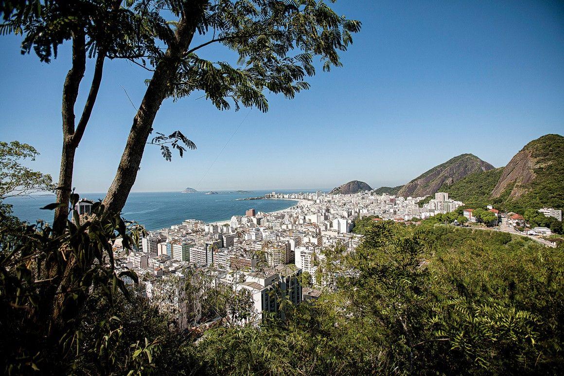 a favela quer um lugar no turismo do rio de janeiro