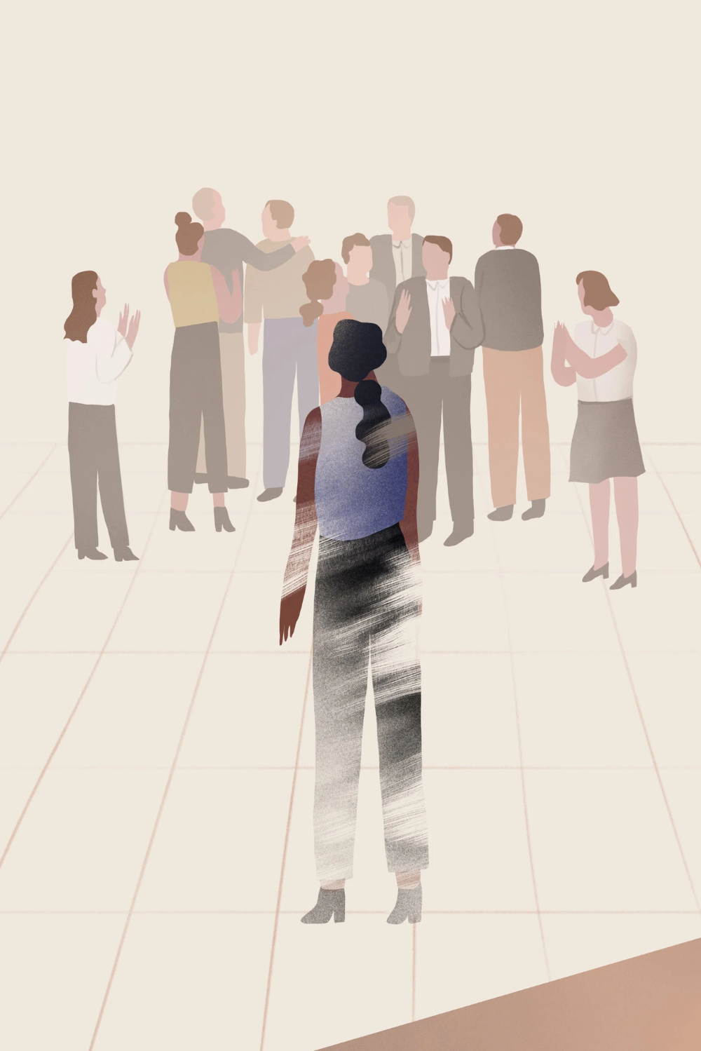 How To Succeed When You Re Marginalized Or Discriminated Against At Work The New York Times Work Discrimination Person Of Color Discrimination