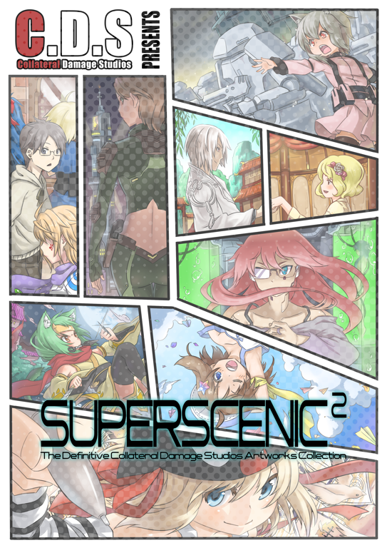 Everyone within Superscenic 2