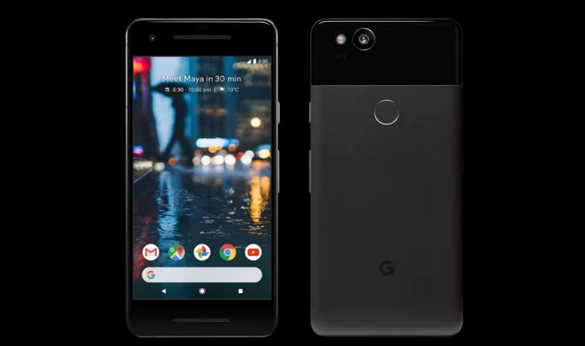 Pixel 2 XL update works on much more than bug fixes