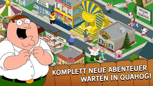 Family Guy Mission Sachensuche Unlimited Coins And Gems Generator