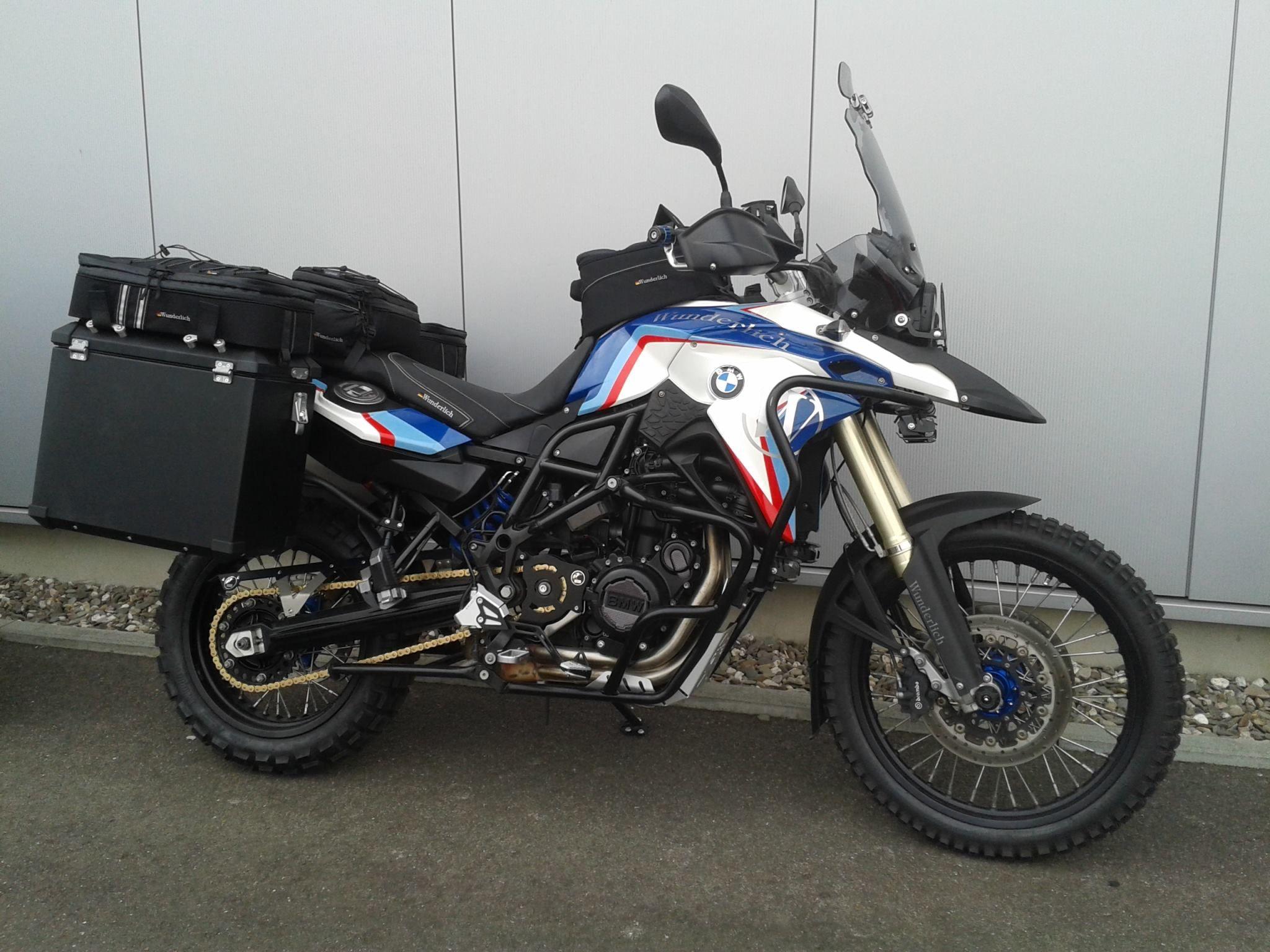 Bmw F800gs Custom Bmw Bmw Motorbikes Adventure Bike