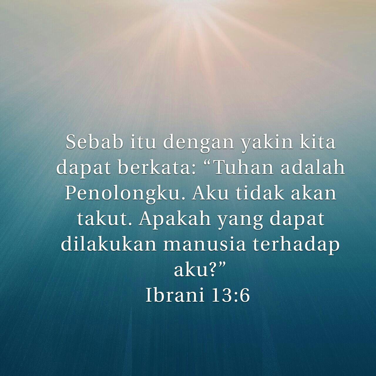 Pin Oleh Ferry Di Ayat Firman Tuhan Kutipan Alkitab Kutipan