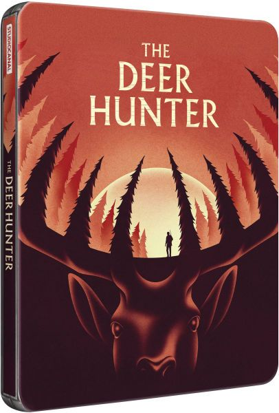 The Deer Hunter - Zavvi Exclusive Limited Edition Steelbook (Ultra Limited Print Run): Image 01