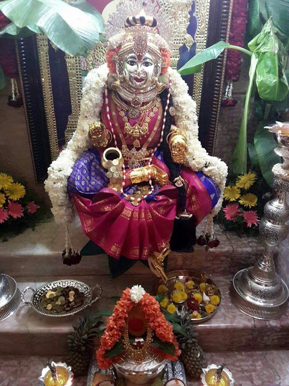 Yellow face I will prefer here | Varamahalakshmi in 2019