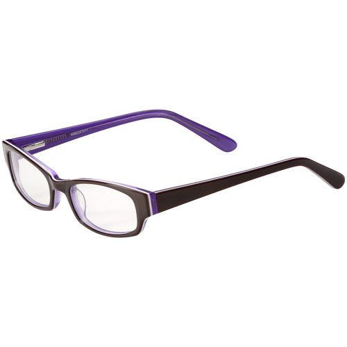 Contour Youths Prescription Glasses, FM11362 Dark Purple   Contours ...