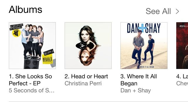 So proud! #1 on the US iTunes!