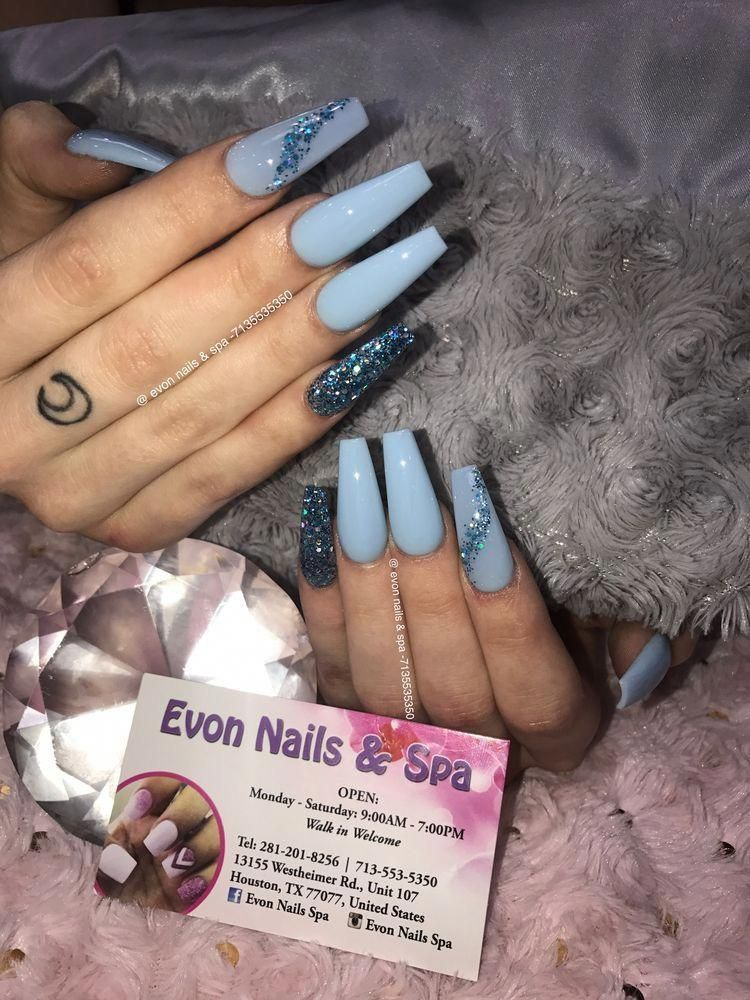 Start Reading Guitar Tab To Improve Your Playing Even More Blue Acrylic Nails Long Acrylic Nails Cute Acrylic Nails