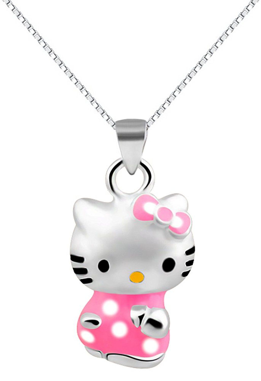 Hello Kitty Plata de Ley 925 Plata de Ley