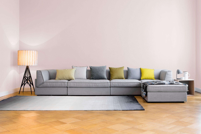 design modul sofa fila in hellgrau sitzfeldt com