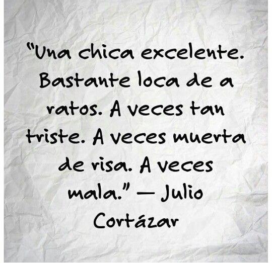 Como Eres Poemas Pinterest Julio Cortazar Cortazar Y Frases