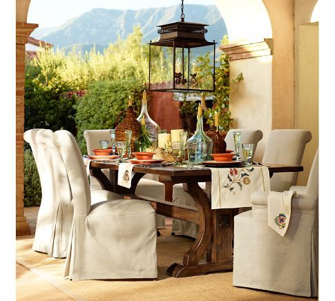Frances Table Dining Room Design Pottery Barn Table