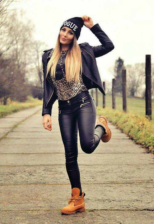 5aba51438fa5 How to wear timberland boots – Just Trendy Girls