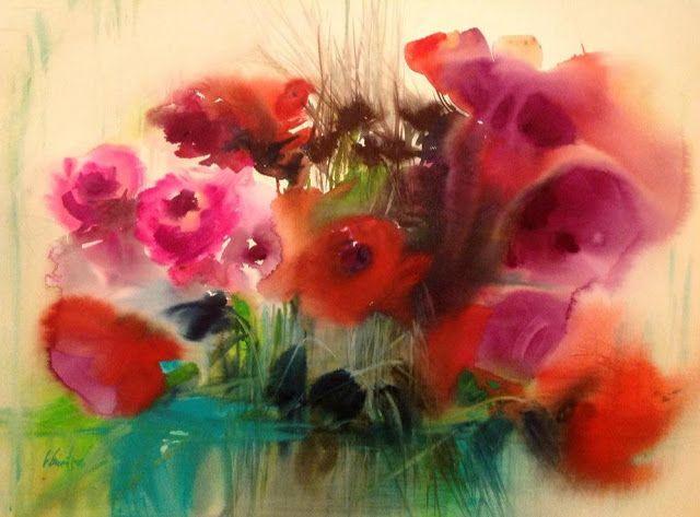 ATELIER DE LA PETITE MER - Les aquarelles d'Olivia QUINTIN en Bretagne