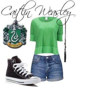 Caitlin Weasley