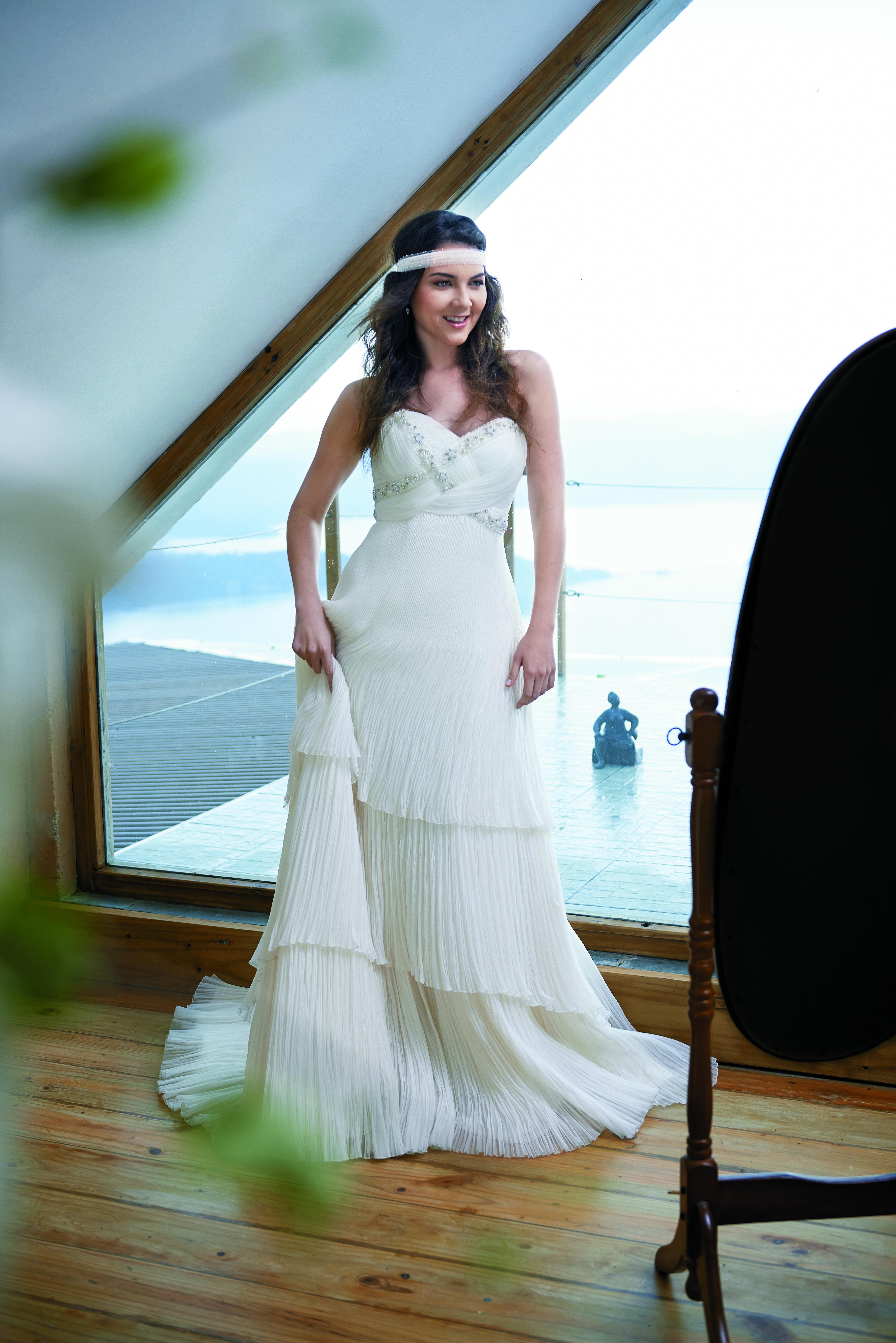 Vestidos de novia. De Kalas Boutique