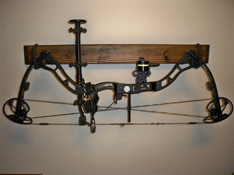 Pin By Milan Tk 225 č On Bows Bow Rack Homemade Bows Bow
