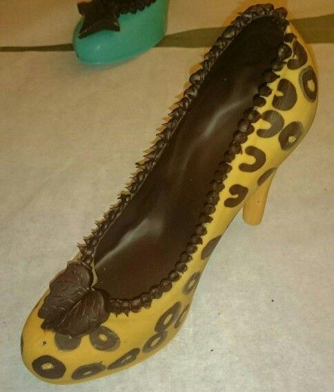 Pin En Zapatos De Chocolate Garrarte
